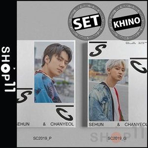 ■商  品  名: EXO-SC SEHUN & CHANYEOL  WHAT A LIFE...