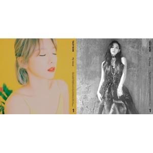 【和訳】TAEYEON MY VOICE 1ST ALBUM テヨン 正規 1集 アルバム【配送特急便】|shop-11