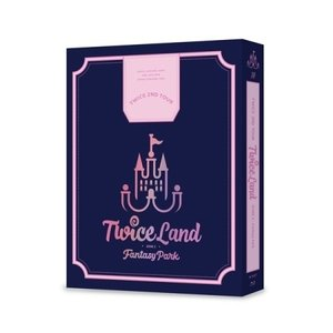 TWICE2ND TOUR [TWICELAND ZONE 2:FANTASY PARK] BLU-RAY (2 DISC) 【レビューで生写真5枚|宅配便】|shop-11