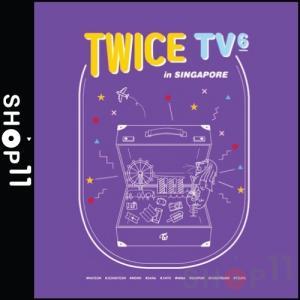 TWICE TV6 : TWICE IN SINGAPORE ツワイス DVD 写真集【レビューで生写真5枚|送料無料】|shop-11