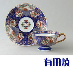ティーカップ 有田焼 弥左衛門窯 遊苑 ティーカップ shop-adex