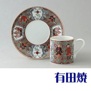 コーヒーカップ 有田焼 弥左衛門窯 オランダ船 コーヒーカップ|shop-adex