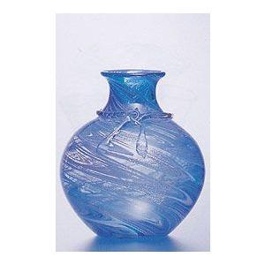 花瓶 ガラス・クリスタル花器 短冊模様 清流 花瓶|shop-adex