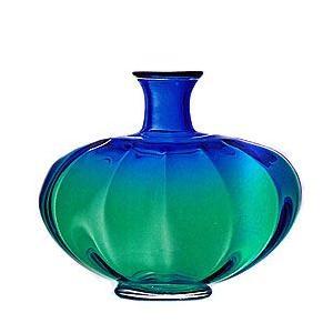 花瓶 ガラス・クリスタル花器 丸ガラス緑花器 花瓶|shop-adex