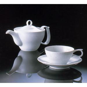 白山陶器 ゆるり ティーセット(専用ポット付き) 白山陶器|shop-adex