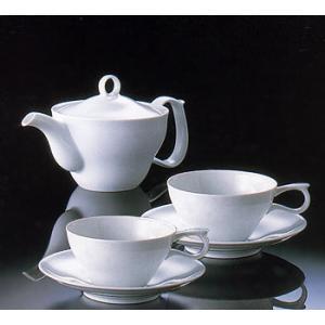 白山陶器 ゆるり ペアティーセット(専用ポット付き) 白山陶器|shop-adex