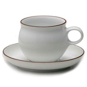 白山陶器 G型デミタスカップ&ソーサー 白山陶器|shop-adex