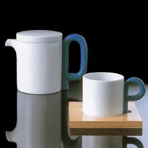 白山陶器 P型 コーヒーカップ&ソーサー(P型ポット付き) 白山陶器|shop-adex