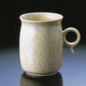 白山陶器 Q型 マグカップ レモンイエロー 白山陶器|shop-adex