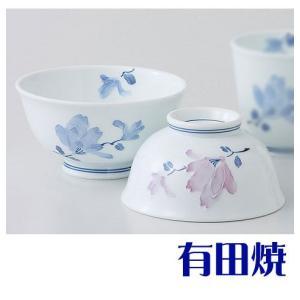 夫婦茶碗 有田焼 辻が花 夫婦茶碗|shop-adex