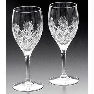 カガミクリスタル ボナール ペアワイングラス カガミクリスタル