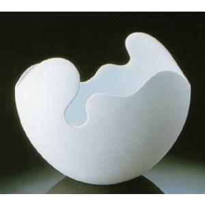 白山陶器 花瓶 ライフシェルズ LL(花立て付き) 白山陶器|shop-adex