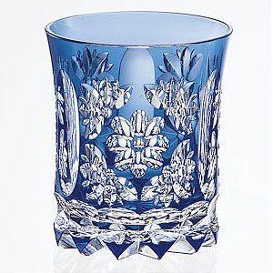 カガミクリスタル 伝統工芸士 篠崎清一 ロックグラス カガミクリスタル|shop-adex