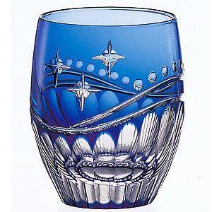 カガミクリスタル ロックグラス 潮騒のリフレイン カガミクリスタル|shop-adex