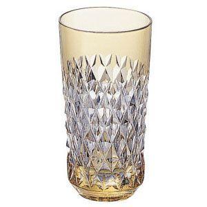 カガミクリスタル 色被せクリスタルグラス タンブラー(金) カガミクリスタル|shop-adex