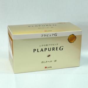 プラピュア・G バリューパック300  高純度・高濃度のプラセンタエキス。さらに美容と健康にうれしい美容成分をバランスよく配合  お得用300粒入り |shop-angel