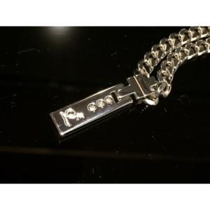 レダシルマ クロスクロスdi ダイヤモンドネックレス 肩こり 血流改善 プチシルマのジュエリーコレクション 送料無料|shop-angel