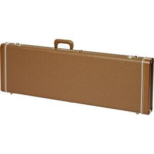フェンダーFender Jaguar/Jazzmaster/Toronado/Jagmaster Multi-Fit Case - Brown with Gold Plush Interior|shop-angelica