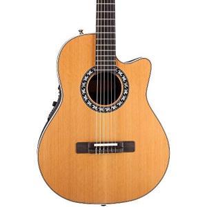 オベーションOvation AX Series 1773AX-4 Classical Guitar, Natural Satin|shop-angelica
