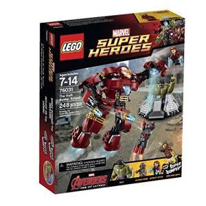 レゴLEGO Super Heroes The Hulk Buster Smash 76031 shop-angelica