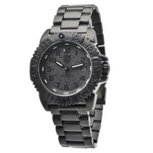 当店1年保証 ルミノックスLuminox Men's 3152.BO Colormark Blackout Luminescent Watch|shop-angelica