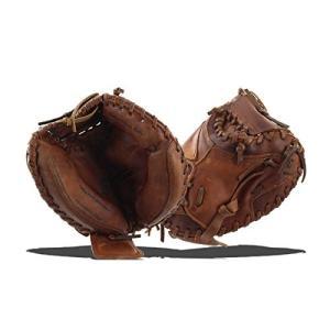 グローブShoeless Joe Gloves Brown Catchers Mitt, 32-Inch, Left Handed|shop-angelica