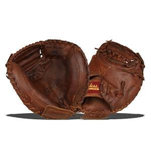 グローブShoeless Joe Gloves Brown Catchers Mitt, 34-Inch, Left Handed|shop-angelica