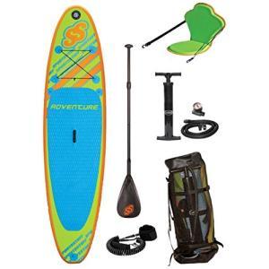 スタンドアップパドルボードSportstuff 1030 Adventure Stand Up Paddleboard With Accessories|shop-angelica