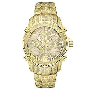 当店1年保証 高級腕時計JBW Luxury Men's Jet Setter 2.34 Carat Diamond Wrist Watch with Stainless Steel Link Bracelet|shop-angelica