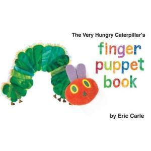 知育The Very Hungry Caterpillar's Finger Puppet Book...