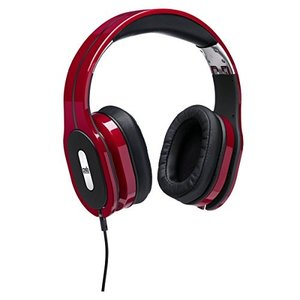 ヘッドフォンPSB M4U-1 RED M4U 1 High Performance Over-Ea...