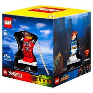 レゴLEGO 4 Minifigures Boxed Giftset Cube 2015 - Superheroes, Chima, Ninjago, and City Themes shop-angelica