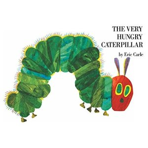 知育The Very Hungry Caterpillar