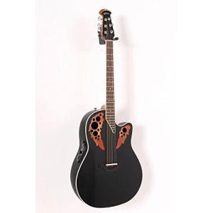 オベーションOvation Standard Elite 2778 AX Acoustic-Electric Guitar Black 888365005027|shop-angelica