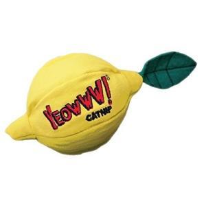猫おもちゃYeowww! Duc Toy Catnip Lemon|shop-angelica