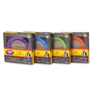 猫おもちゃPetmate Jackson Galaxy Spiral Ball, Purple|shop-angelica