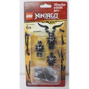 レゴNinjago Masters of Spinjitzu Lego Villain Minifigure Pack 853866 36 Pieces shop-angelica