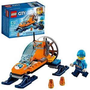 レゴLEGO City Arctic Ice Glider 60190 Building Kit (50 Piece) shop-angelica