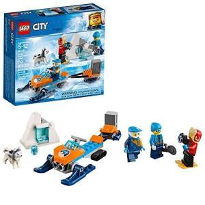 レゴLEGO City Arctic Exploration Team 60191 Building Kit (70 Piece) shop-angelica