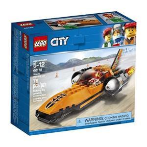 レゴLEGO City Speed Record Car 60178 Building Kit (78 Piece) shop-angelica