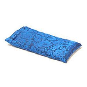 ヨガHugger Mugger Silk Eyebag (Cobalt, Herbal Filling)