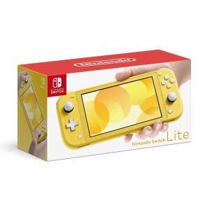 Nintendo Switch Lite イエロー ゲーム機本体 任天堂 携帯ゲーム機 ニンテンドー...