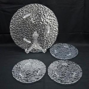 ・メーカー  :クリスタルガラス ・サイズ   :形状:丸,大 直径 (約cm):35,大 高さ (...