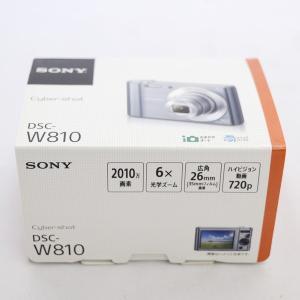 ・メーカー  :SONY / ソニー ・製品型番  :DSC-W810 ・製造番号  :624957...