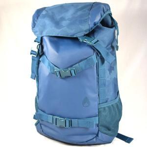 NIXON / ニクソン  リュック/バックパック/ブルー/カモフラ C1953 メンズファッション...