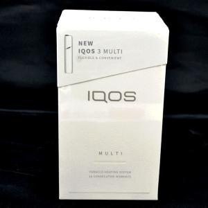 フィリップモリス  IQOS3 MULTI アイコス3 マルチ ウォームホワイト 家電 未使用