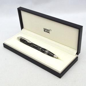 Montblanc / モンブラン  スターウォーカー ブラックミステリー ボールペン ツイスト式 ...