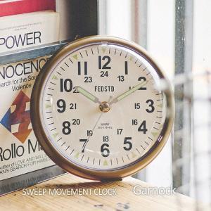 壁掛け時計 ウォールクロック  Garnock ガーノック スイープ 音が鳴らない cl-2131|shop-askm