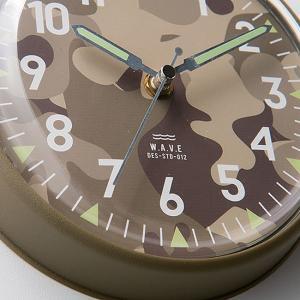 壁掛け時計 ウォールクロック  Dawlish ダウリッシュ スイープ 音が鳴らない cl-2132|shop-askm
