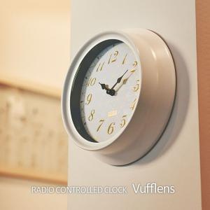 壁掛け時計 ウォールクロック  Vufflens ヴュフラン スイープ 音が鳴らない cl-2537|shop-askm